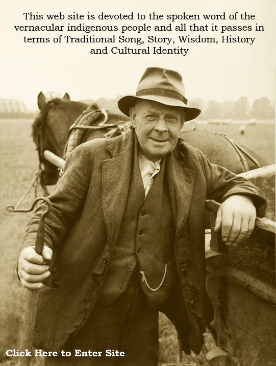 Oral Traditions of the Rural Counties of England