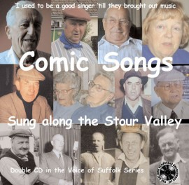 Comic Songs - Double CD
