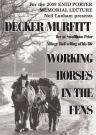 Decker Murfitt - Working Horses In The Fens