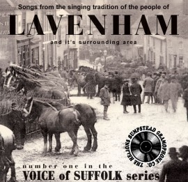 Traditional Songs of the People of Lavenham